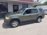 2003 Aspen Green Metallic Ford Explorer XLT 4x4 #134139489