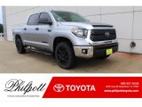 2019 Silver Sky Metallic Toyota Tundra SR5 CrewMax 4x4 #134139369