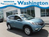 2016 Mountain Air Metallic Honda CR-V EX AWD #134139277