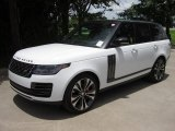 2019 Land Rover Range Rover Fuji White
