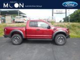 2019 Ruby Red Ford F150 SVT Raptor SuperCab 4x4 #134139359