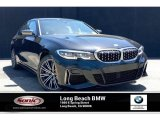 2020 Black Sapphire Metallic BMW 3 Series M340i Sedan #134139376