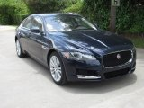 Jaguar XF Data, Info and Specs