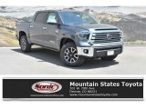 2019 Magnetic Gray Metallic Toyota Tundra Limited CrewMax 4x4 #134160820