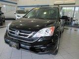 2011 Crystal Black Pearl Honda CR-V EX-L 4WD #134182934
