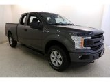 2018 Magnetic Ford F150 XL SuperCab 4x4 #134189279