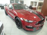 2019 Ford Mustang Ruby Red