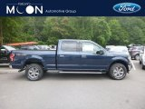 2019 Blue Jeans Ford F150 XLT SuperCrew 4x4 #134189185