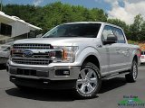 2019 Ingot Silver Ford F150 XLT SuperCrew 4x4 #134189023