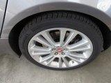 Jaguar XF Wheels and Tires