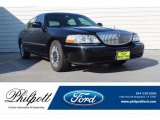 2008 Black Lincoln Town Car Signature Limited #134209442