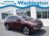 Copper Sunset Pearl Honda CR-V in 2015