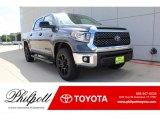 2019 Magnetic Gray Metallic Toyota Tundra SR5 CrewMax 4x4 #134209436