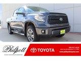 2019 Magnetic Gray Metallic Toyota Tundra Platinum CrewMax 4x4 #134209435