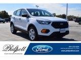 2019 Oxford White Ford Escape S #134228964
