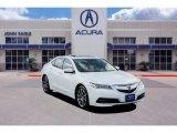 2017 Bellanova White Pearl Acura TLX V6 Technology Sedan #134228867