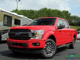 2019 Race Red Ford F150 XLT SuperCrew 4x4 #134247284