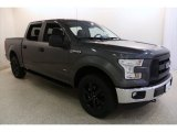 2016 Magnetic Ford F150 XL SuperCrew 4x4 #134247568