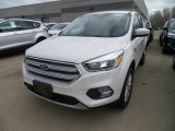 2019 White Platinum Ford Escape SE #134247566