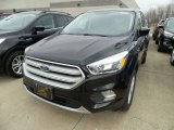 2019 Agate Black Ford Escape SE 4WD #134267128