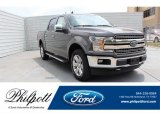 2019 Magnetic Ford F150 Lariat SuperCrew 4x4 #134267042
