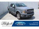 2019 Abyss Gray Ford F150 Lariat SuperCrew 4x4 #134267039
