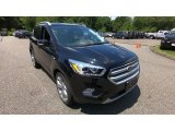 2019 Agate Black Ford Escape Titanium 4WD #134283865