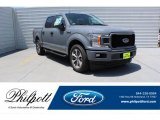 2019 Abyss Gray Ford F150 STX SuperCrew #134289532
