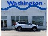 2019 Platinum White Pearl Honda CR-V EX-L #134289457