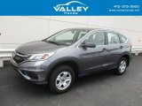 2016 Modern Steel Metallic Honda CR-V LX AWD #134304166