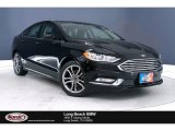 2017 Shadow Black Ford Fusion S #134304333