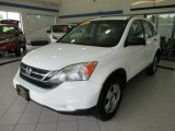 2011 Taffeta White Honda CR-V LX 4WD #134304404