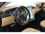 2013 Tesla Model S P85 Performance Steering Wheel