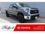 2019 Magnetic Gray Metallic Toyota Tundra SR5 CrewMax 4x4 #134337731