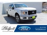2019 Ingot Silver Ford F150 XL SuperCrew #134337727