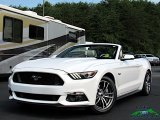 2016 Oxford White Ford Mustang GT Premium Convertible #134337516