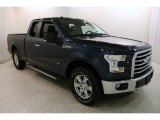 2016 Blue Jeans Ford F150 XLT SuperCab 4x4 #134359988
