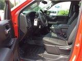 2019 Chevrolet Silverado 1500 WT Double Cab Dark Ash/Jet Black Interior
