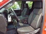 2019 Chevrolet Silverado 1500 WT Double Cab Front Seat