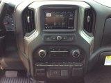 2019 Chevrolet Silverado 1500 WT Double Cab Controls