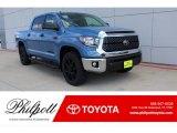 2019 Cavalry Blue Toyota Tundra SR5 CrewMax 4x4 #134379035