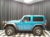 2019 Jeep Wrangler Bikini Pearl