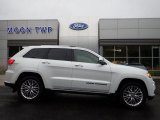 2017 Bright White Jeep Grand Cherokee Summit 4x4 #134394450