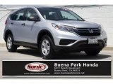 2016 White Diamond Pearl Honda CR-V LX #134394427