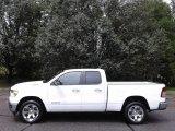 2019 Bright White Ram 1500 Big Horn Quad Cab 4x4 #134404559