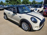 2019 Pepper White Mini Convertible Cooper #134404762