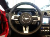 2019 Ford Mustang California Special Convertible Steering Wheel