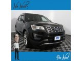 2016 Shadow Black Ford Explorer Limited 4WD #134420320