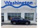 2019 Obsidian Blue Pearl Honda CR-V EX AWD #134420156