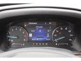 2020 Ford Explorer Limited 4WD Gauges